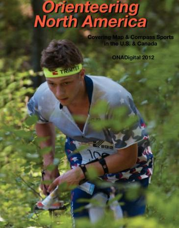 Digital Orienteering North America